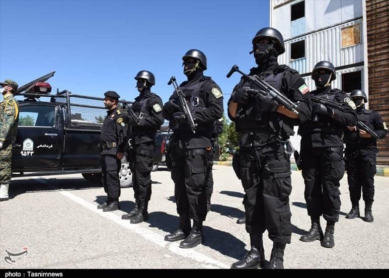 راه ترقی | فرمانده یگان ویژه ناجا: امنیت مردم خط قرمز پلیس است